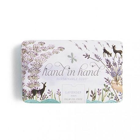 Hand in hand - Saponetta alla Lavanda