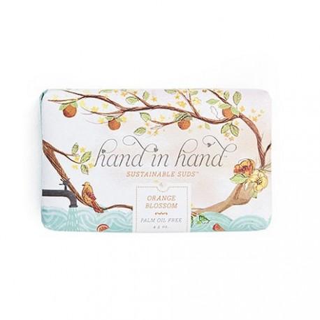 Hand in hand - Saponetta ai Fior d'Arancio