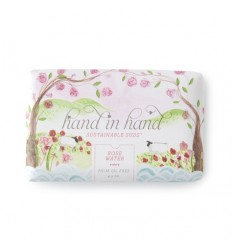 Hand in hand - Saponetta all'Acqua di Rose
