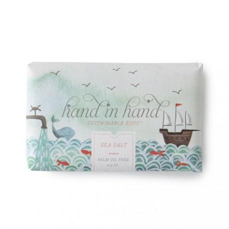Hand in hand - Saponetta ai Sali del Mare