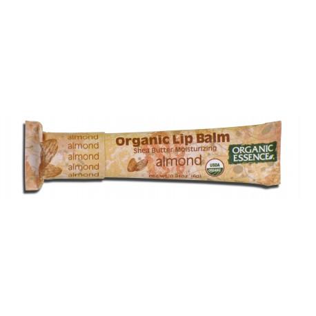 Organic Essence - Balsamo Labbra - Mandorla