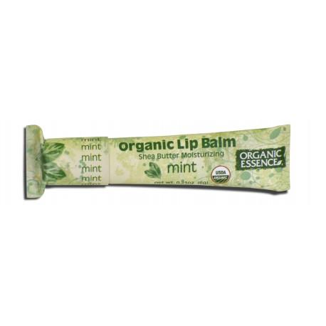 Organic Essence - Balsamo Labbra - Menta