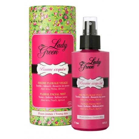 Lady Green - Brume exquise - Tonico e acqua floreale