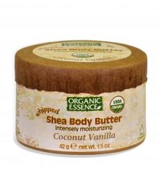 Organic Essence - Burro Montato - Coconut Vanilla