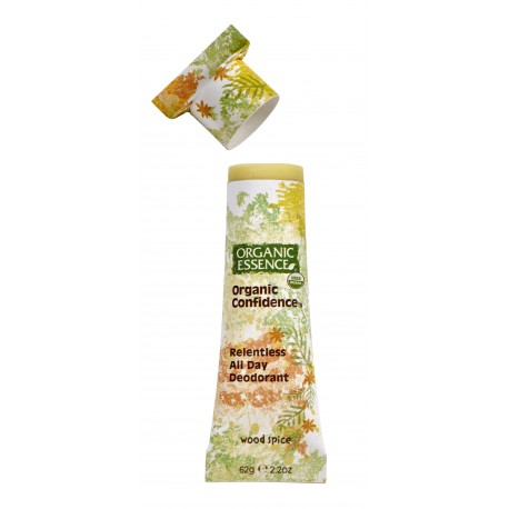 Organic Essence - Deodorante - Legno Speziato