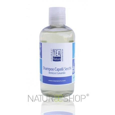 Tea Natura - Shampoo Capelli Secchi - Arnica e Lavanda