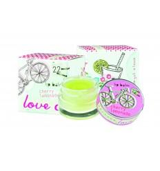 Love & Toast Lip Balm - Cherry Lemonade