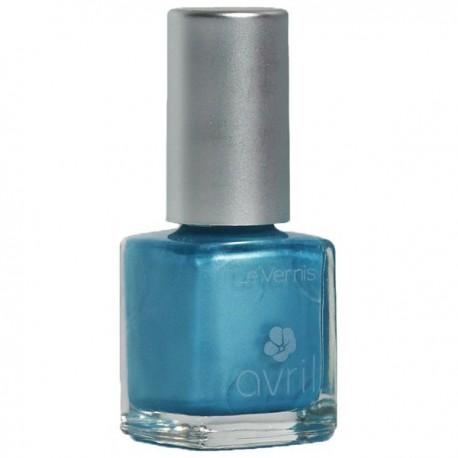 Avril - Smalto Turquoise Nacré - Turchese Perlato