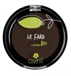 Avril - Ombretto Terre - Marrone Scuro Mat